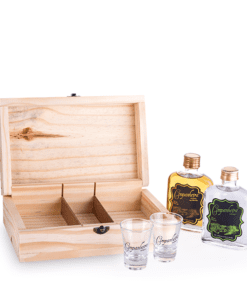 kit bolso cachaca companheira 150 ml horizontal