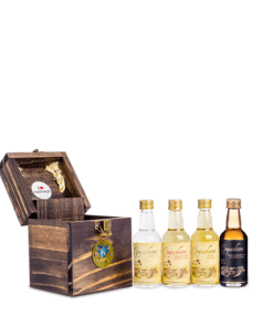 kit miniatura cachaca companheira 50 ml vertical